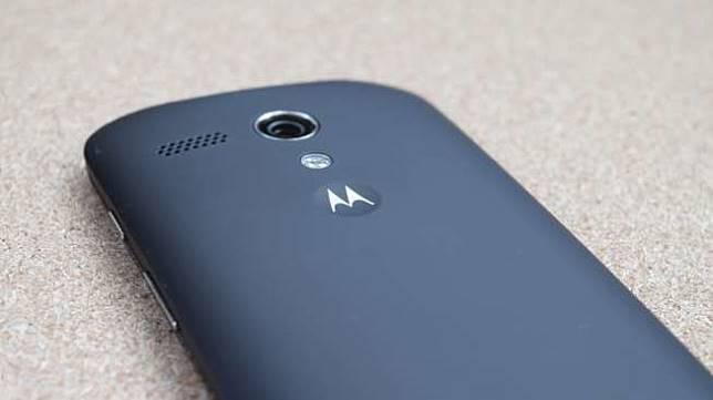 Logo Motorola. [Shutterstock]