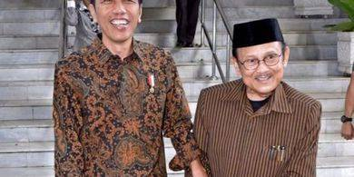 Jokowi Kirim Dokter Kepresidenan ke Jerman, Pantau Kesehatan Habibie