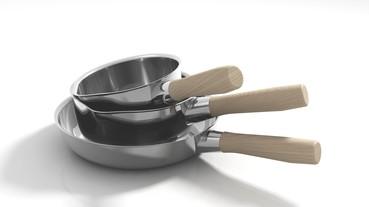 深澤直人的廚房新寵物亮相──柴犬鍋。