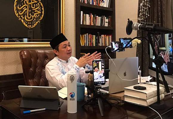 HUT ke-493 DKI , Anis Matta: Jakarta Harus Tangguh Menghadapi Krisis
