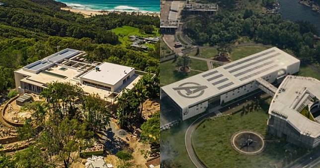 7 Potret Rumah Chris Hemsworth,Lebih Besar dari Markas Avengers
