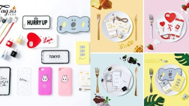CP值高到你不信!日本SNS超有話題性手機可愛商品!差不多HK$100把「DAISO X GIRLS'TREND研究所」的整套萌爆設計手機產品帶回家〜