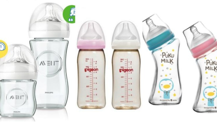 新手媽媽別驚慌! 三款嬰兒奶瓶評比,這樣買就不會錯