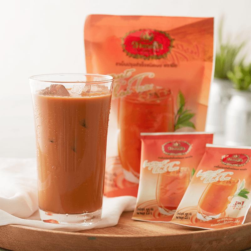 泰國手標牌3合1泰式奶茶,限時5.9折,請把握機會搶購!