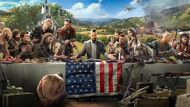 Far Cry 5 Berusaha Gambarkan Problematika Amerika Serikat