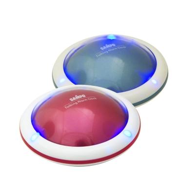 LCD顯示時間及溫度閩南語播報時間及溫度鬧鈴及防貪睡功能三種鬧鈴方式