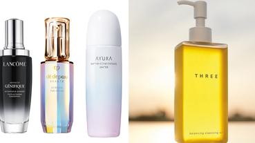 2020年日本必買保養品推薦 卸妝・洗面乳・化妝水・精華液・乳液篇