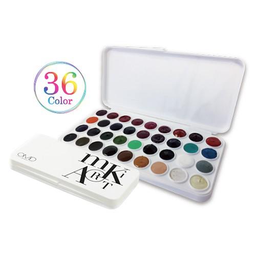 36色水彩顏料盤 向井MAKI老師專用