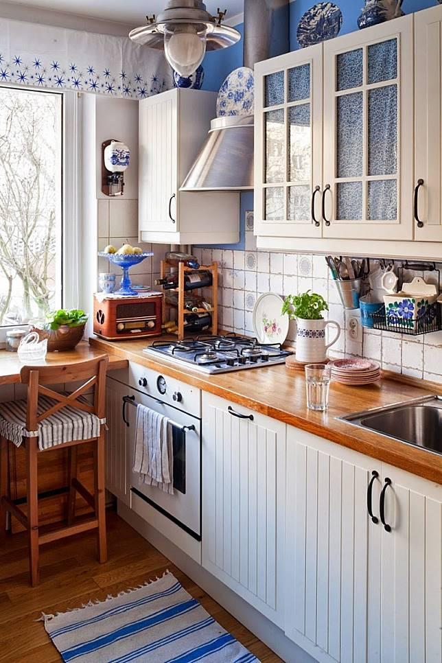 12 Alasan Kenapa Punya Desain Dapur Kecil Lebih Untung | Dekoruma.com |  LINE TODAY