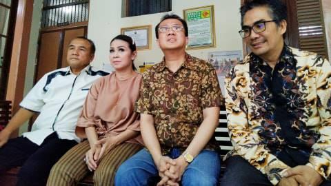 Baim Wong Dan Pihak Qq Production Belum Tanda Tangani Akta Perdamaian