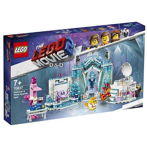 樂高LEGO 70837 The LEGO Movie 樂高電影系列 - Shimmer & Shine Sparkle Spa!