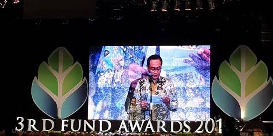 Reksadana dan Kontan Kembali Beri Penghargaan. ©2019 Merdeka.com/Dwi Aditya Putra