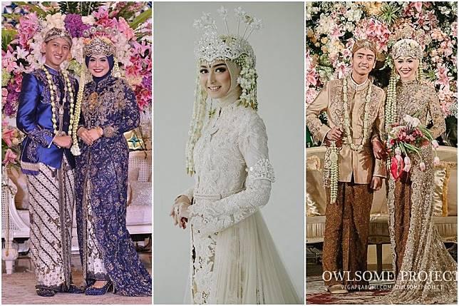 7 Kebaya Muslim Adat Sunda Yang Bisa Jadi Inspirasi Hari Pernikahanmu