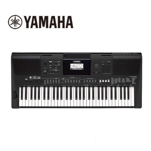YAMAHA PSR-E463 61鍵自動伴奏電子琴【敦煌樂器】
