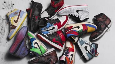 官方新聞 / 生而無畏 繼往開來 Jordan Brand 發表 2019 冬季多款聯名與全新配色 Air Jordan 1