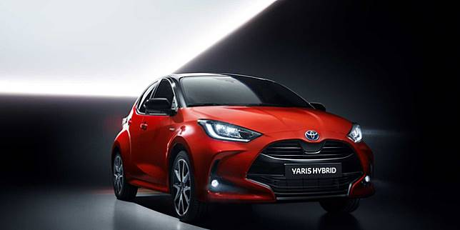 All-new Toyota Yaris Hybrid (Toyota)