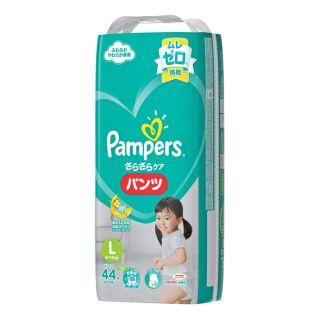 P&G パンパース さらさらケアパンツ スーパージャンボ L 44枚