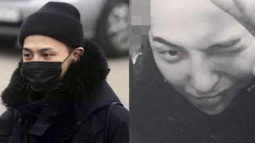 G-Dragon 入伍歌迷夾道送行,平頭造型曝光還是超帥!