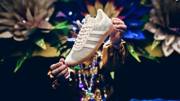 adidas Consortium x Sneaker Politics 聯名推出 Mardi Gras Gazelle PK