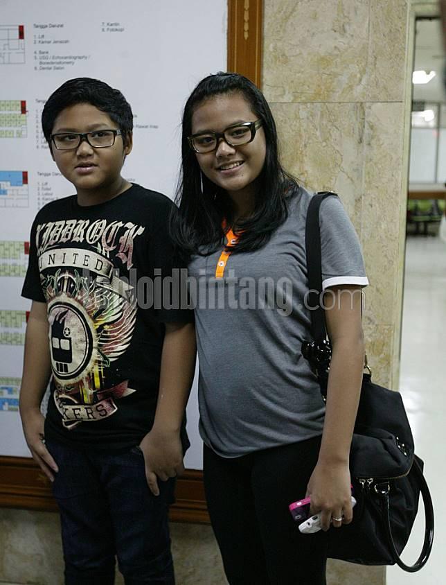 Intip Foto Jadul Aurel Hermansyah, Polos dan Imut saat SMP