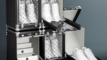 聖誕禮放大絕 Louis Vuitton 推球鞋旅行與收納箱