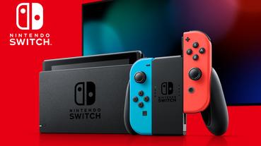如何消毒Nintendo Switch與 Joy-Con控制器 任天堂提供官方建議