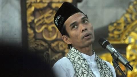 Ustad Abdul Somad Ceraikan Istrinya