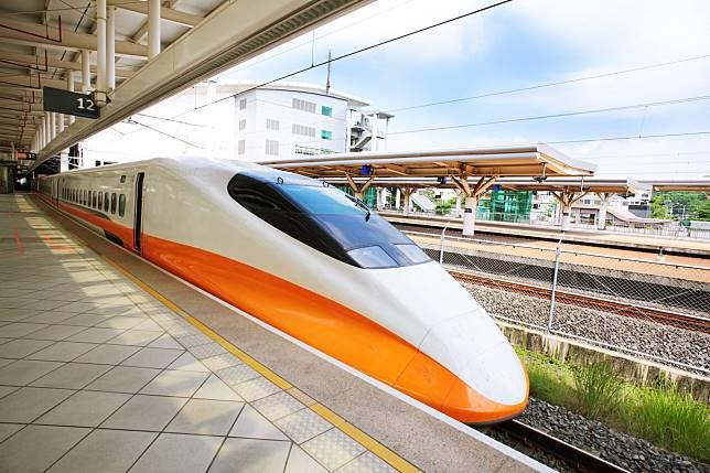 ▲高鐵。(圖/翻攝自台灣高鐵臉書)
