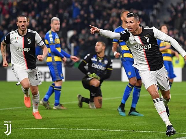 Ronaldo Ingin Tinggalkan Juventus Menuju PSG