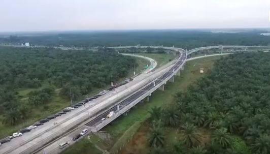7 Panorama Tol di Indonesia yang Menakjubkan