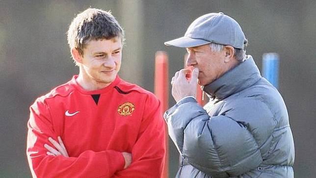 Respons Sir Alex Ferguson saat Tahu Solskjaer Ditunjuk sebagai Pelatih Man United