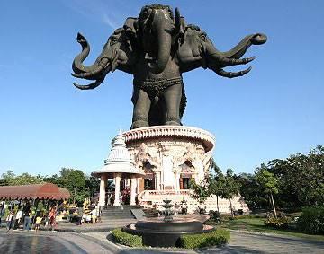 เรื่องเล่าของช้างเอราวัณ…สิ่งศักดิ์สิทธิ์ที่มักให้โชคลาภแก่ผู้ที่มีจิตศรัทธา  | ถูกหวย ขอหวย | tookhuay.com