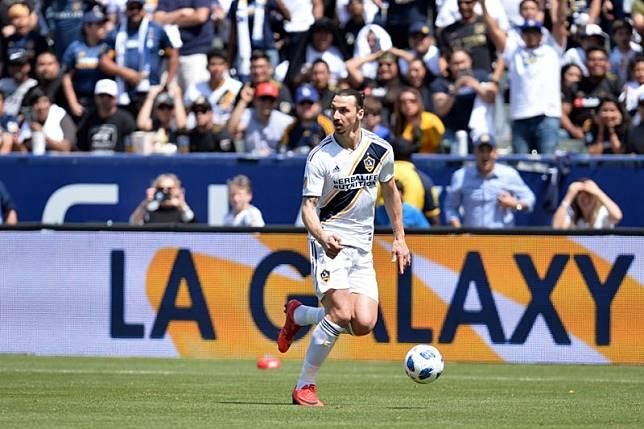 Ibrahmimovic dan Rooney cetak gol di AS