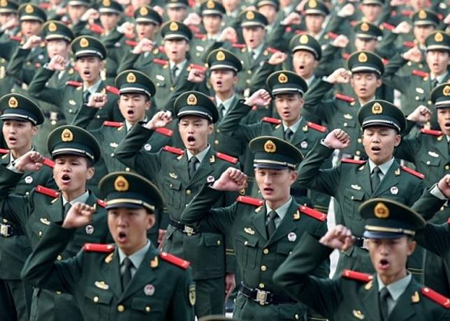 日媒指中國擬派武警到香港常駐,他們的身份是「觀察員」。