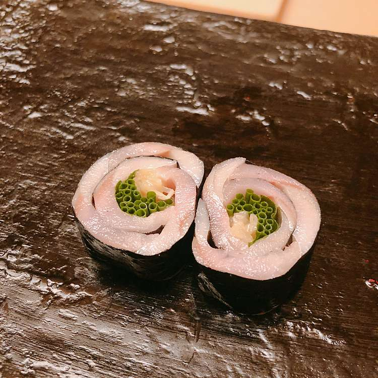 実際訪問したユーザーが直接撮影して投稿した日本橋蛎殻町寿司日本橋蛎殻町 すぎたの写真