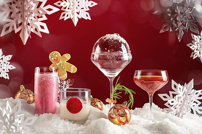 Hong Kong's best festive drinks and Christmas cocktails to celebrate the party season - whether out on the town or at home with friends and family
