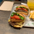 ShackStack - 実際訪問したユーザーが直接撮影して投稿した丸の内ハンバーガーシェイクシャック 東京国際フォーラム店の写真のメニュー情報