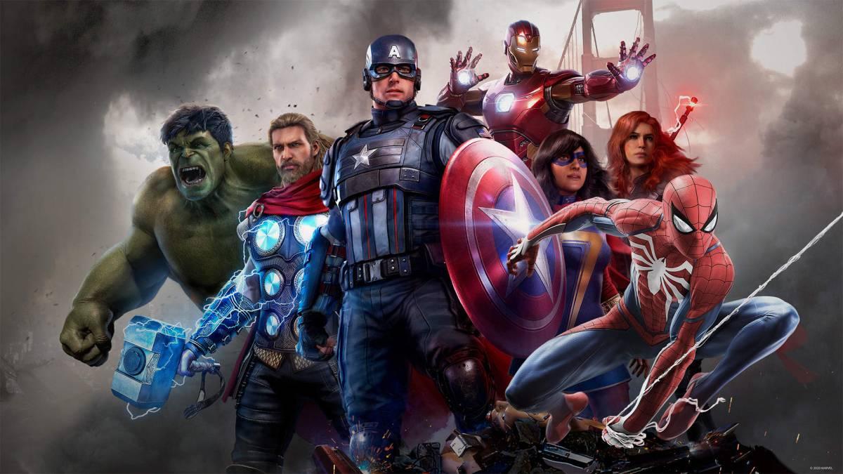 Resmi Spider Man Bakal Jadi Karakter Eksklusif Marvel Avangers Versi Playstation Gamebrott Line Today