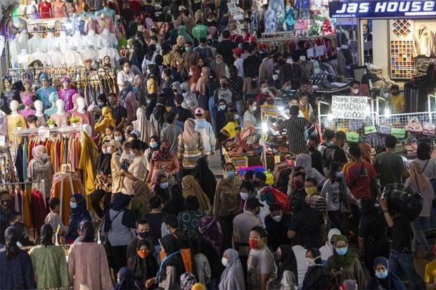Kerumunan Pasar Tanah Abang, DPR Sentil Pemda DKI Jakarta