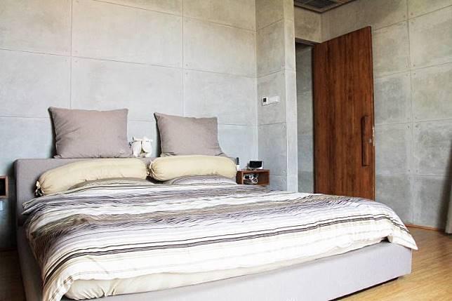 8 Pilihan Desain Kamar Tidur Paling Efektif Bikin Cowok Betah Arsitag Com Line Today