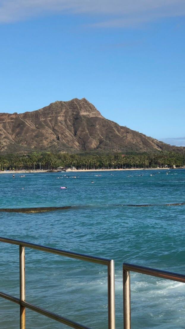 ハワイ好き