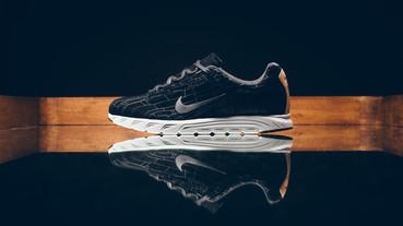 新聞分享 / 皮革用料加入 Nike Mayfly Leather Premium