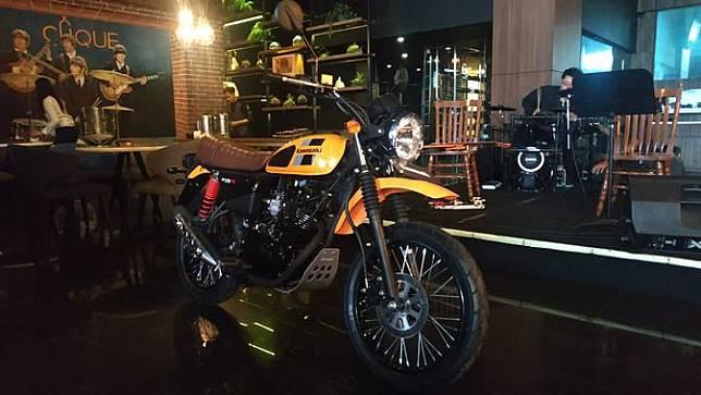 Kawasaki W175TR (Arief A/Liputan6.com)