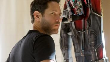拍完《蟻人》爆紅,男星保羅路德將演出知名電玩改編真人版電影!