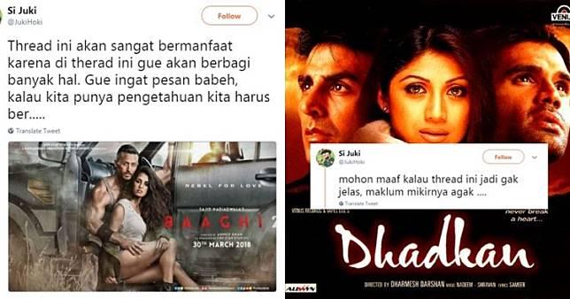 Cocoklogi 10 Film India Dengan Kalimat Mutiara Ini Bikin Ketawa Renyah Brilio Net Line Today
