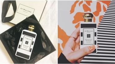時尚的黑白香水瓶內藏清新梨子香氣,Jo Malone London 又再下藥了