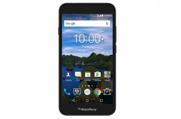 BlackBerry Aurora. (gsmarena.com)