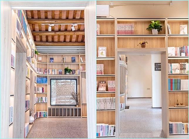 所城方知書院分為室內閱讀娛樂空間和室外拓展研學空間。(互聯網)