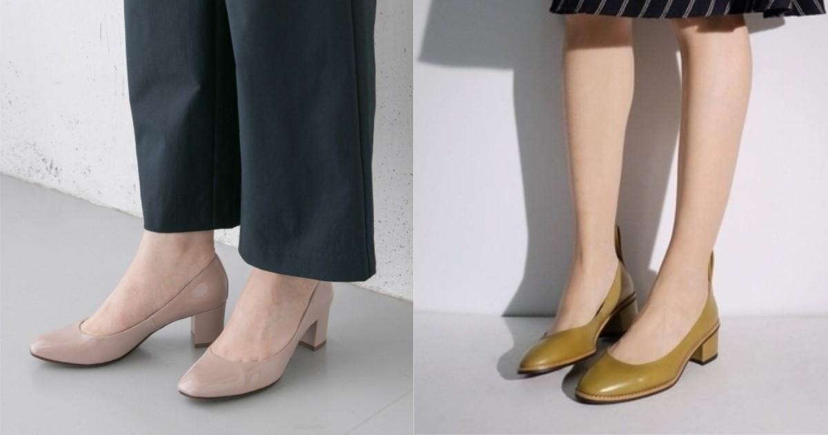 跟鞋入門者也可以輕鬆穿著!為日常造型加分的高跟鞋款指南單品 4 選