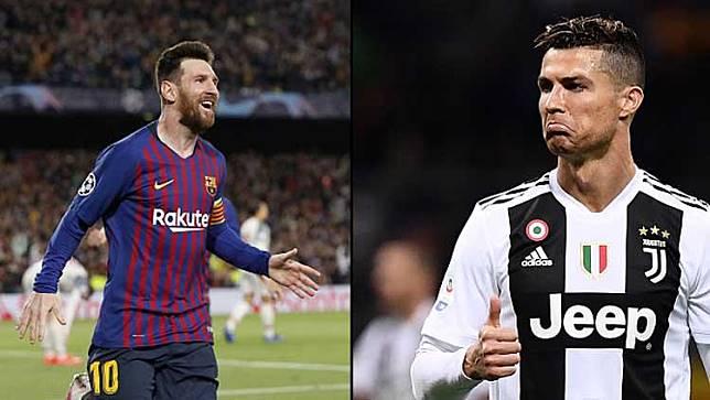 Messi Curhat Liga Spanyol Hambar Tanpa Cristiano Ronaldo